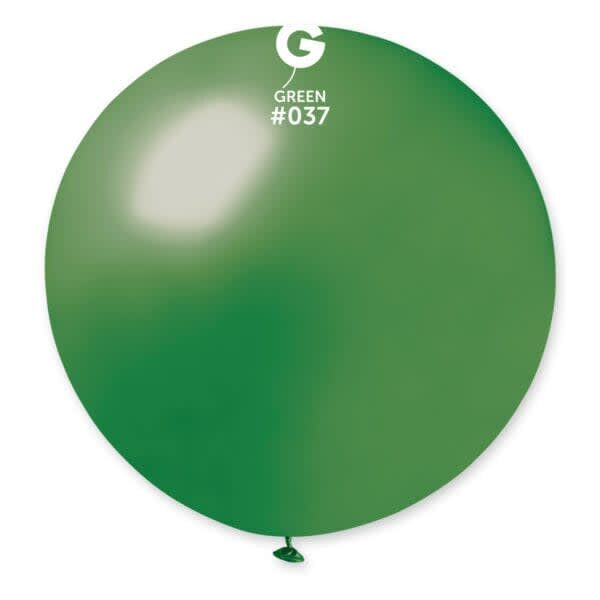 "GM30: #037 Metal Green 340334 Metallic Color 31"""
