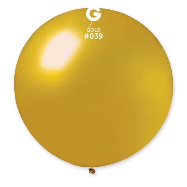 Metallic Gold #039 – 31in