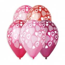 GMS120: #917 Heart Patchwork 927375