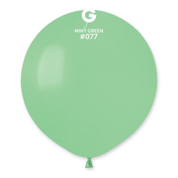 Standard Mint Green #077 – 19in