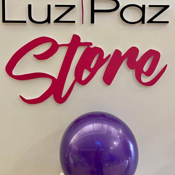 Crystal Purple Bubble – 18in