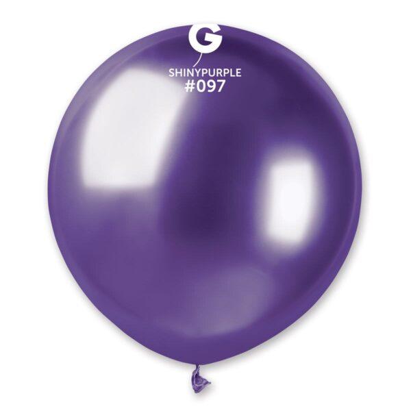 Shiny Purple #097 – 19in