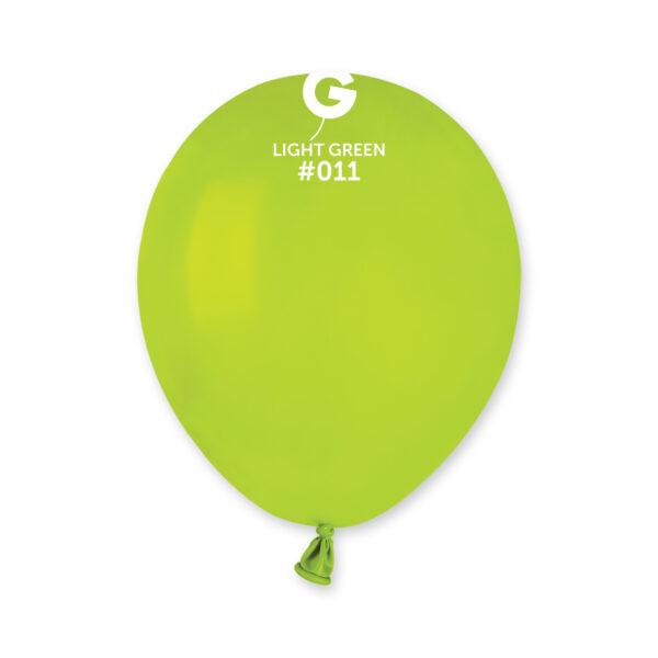 Standard Light Green #011 – 5in